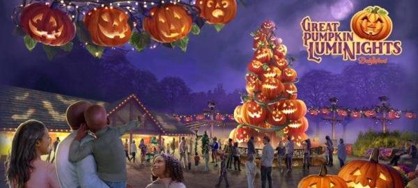 dollywood luminights fall festival
