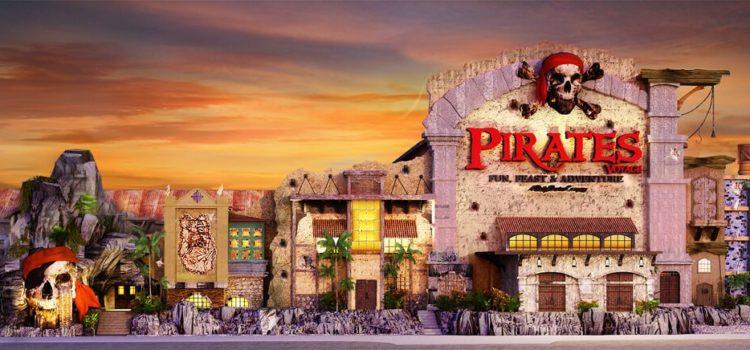 pirates voyage pigeon forge
