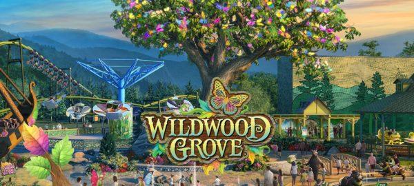 dollywood wildwood grove
