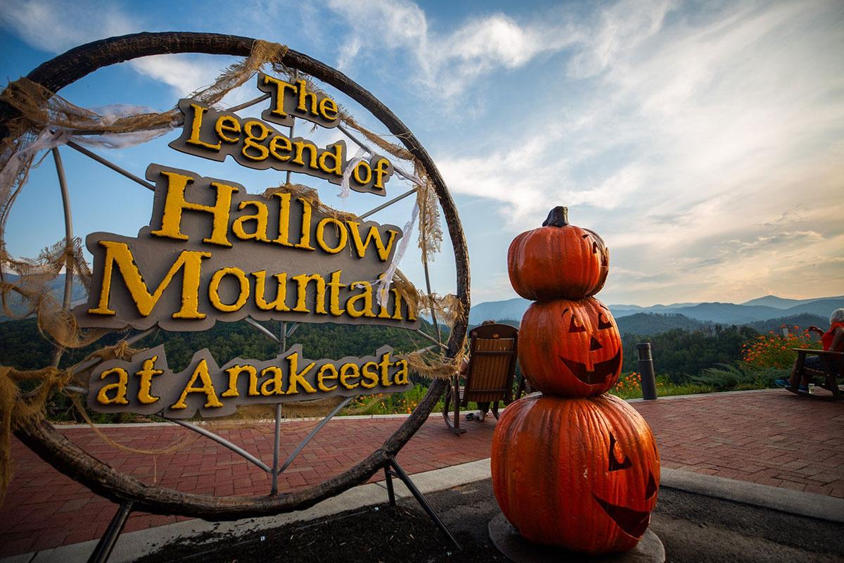 legend of hallow mountain anakeesta gatlinburg